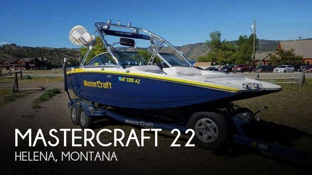 Used Mastercraft Ski Boats For Sale by owner | 2006 Mastercraft 22