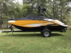 2014 Scarab 195 HO Impulse With Trailer