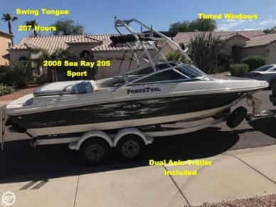 Sea Ray 205 Sport, 21', for sale - $29,999