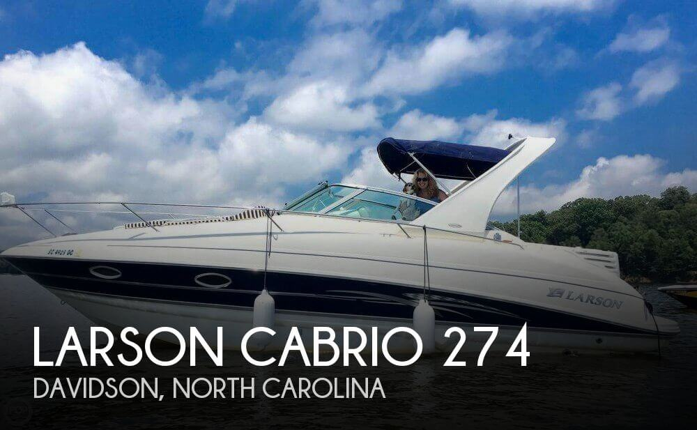 Used Boats For Sale in Greensboro, North Carolina by owner | 2007 Larson 28