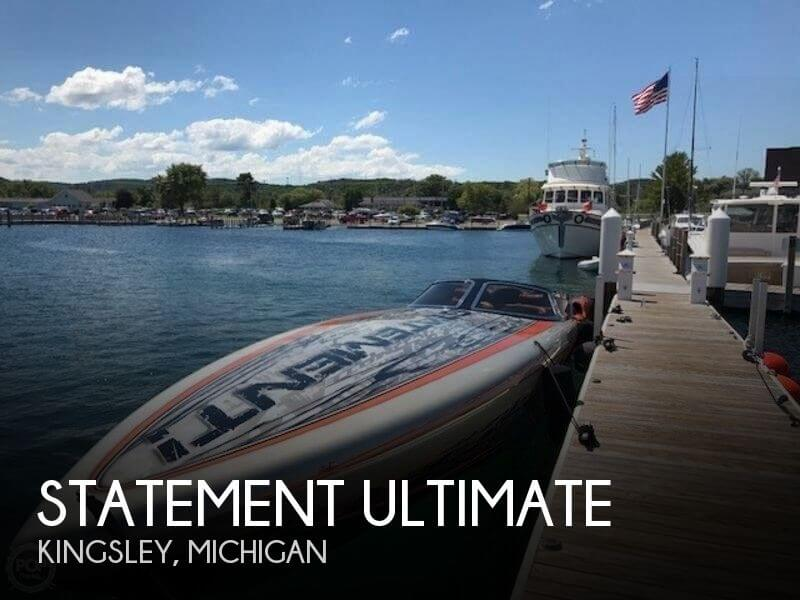 Used Boats For Sale in Michigan by owner | 2010 Statement 42