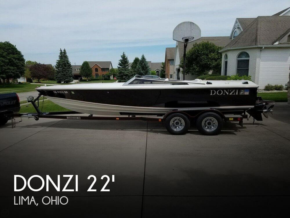 Used Boats For Sale in Fort Wayne, Indiana by owner | 1995 Donzi 22