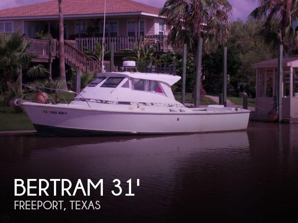 1969 Bertram 31 Bahia Mar