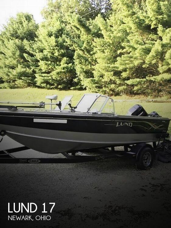 Used Fishing boats For Sale in Ohio by owner | 2001 Lund 17