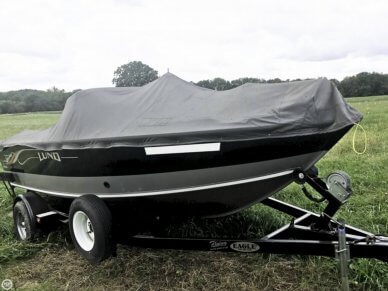 Lund 1700 Fisherman, 17', for sale - $15,500