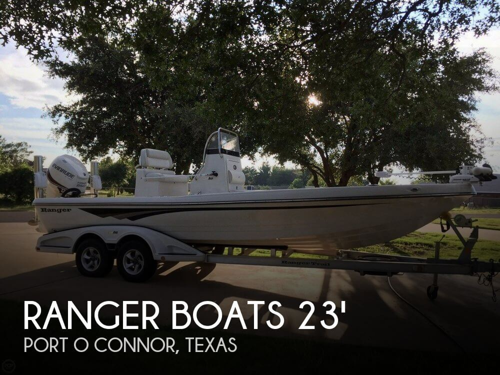 Used Boats For Sale in Corpus Christi, Texas by owner | 2015 Ranger Boats 23
