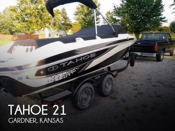 Used Boats For Sale in Kansas by owner | 2011 Tahoe 21
