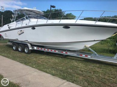 Fountain 38 Sportfish Cruiser, 39', for sale - $119,000