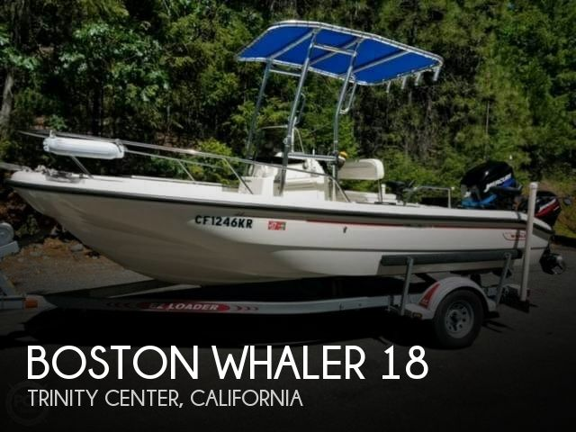 Used Boston Whaler 18 Boats For Sale by owner   2000 Boston Whaler 18