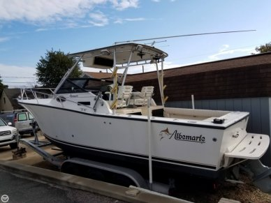 Albemarle 265 Express Fisherman, 26', for sale - $33,400