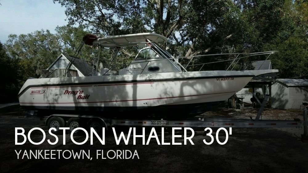 Used Boston Whaler Boats For Sale in Florida by owner | 2002 Boston Whaler 30