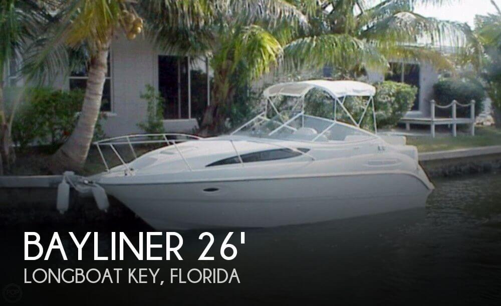 Used Bayliner 26 Boats For Sale by owner | 2000 Bayliner 26