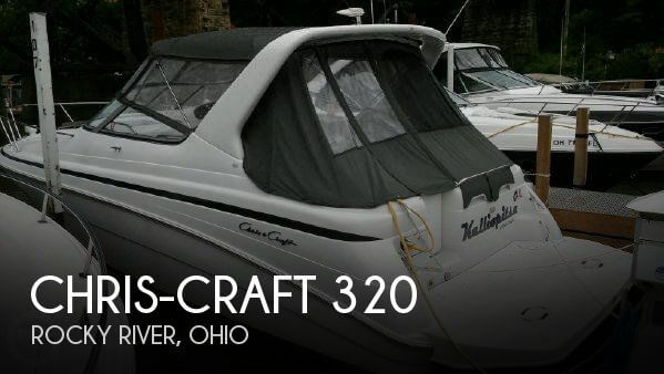 Used Boats For Sale in Canton, Ohio by owner | 1999 Chris-Craft 320