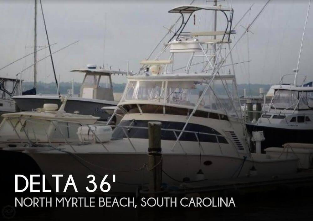 Used Delta Boats For Sale by owner | 1992 Delta 36