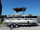 2013 Sun Tracker Fishin' Barge 22 DLX - #1