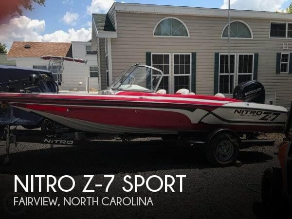 Used NITRO Boats For Sale by owner | 2013 Nitro 19