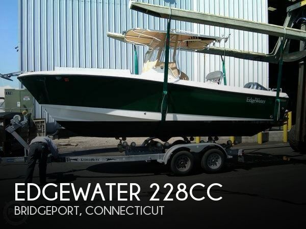 Used Edgewater Boats For Sale by owner | 2007 Edgewater 23