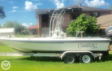 Champion 22 TUNNEL CHAMP, 22', for sale - $19,999