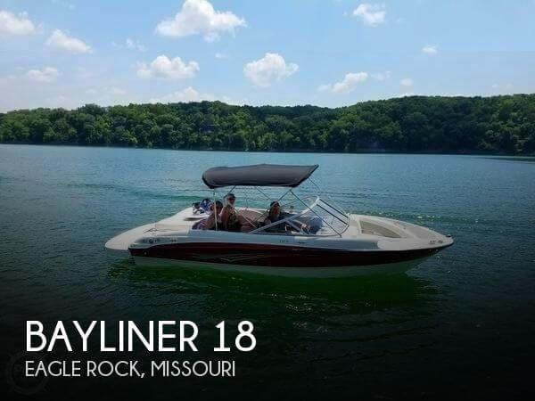 Used Bayliner 18 Boats For Sale by owner | 2010 Bayliner 18