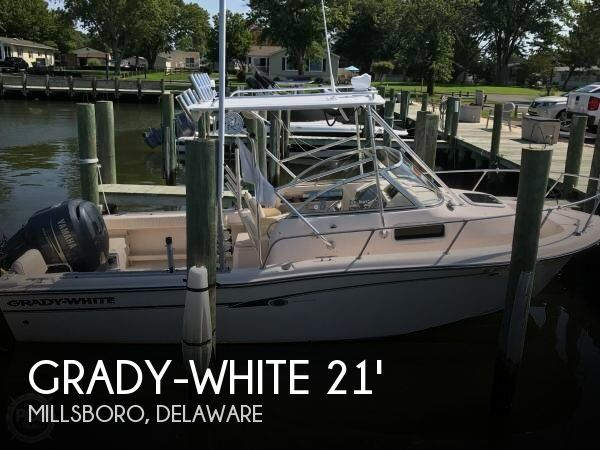 Used Boats For Sale in Delaware by owner | 2009 Grady-White 21