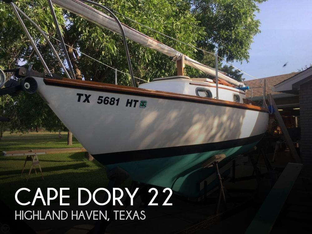 Used Sailboats For Sale in Texas by owner | 1983 Cape Dory 22