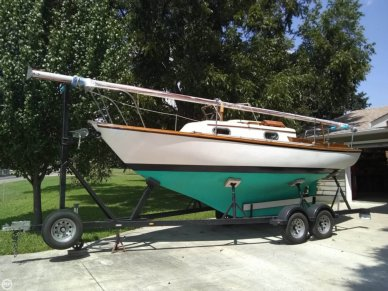 Cape Dory 22-D, 22', for sale - $26,500
