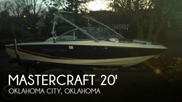 Used Boats For Sale in Oklahoma City, Oklahoma by owner | 2012 Mastercraft 19