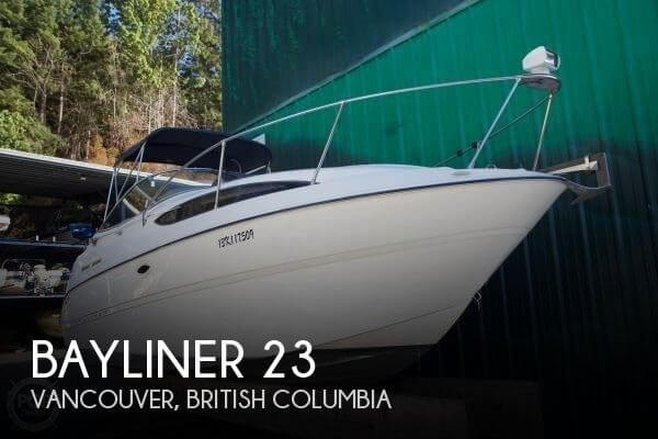 Used Bayliner 23 Boats For Sale by owner | 2003 Bayliner 23