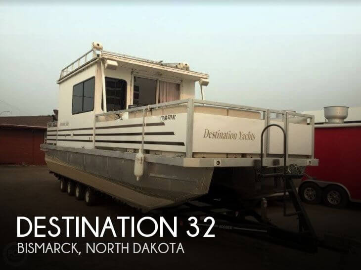 Used Destination Yacht Boats For Sale by owner | 2007 Destination Yacht 32