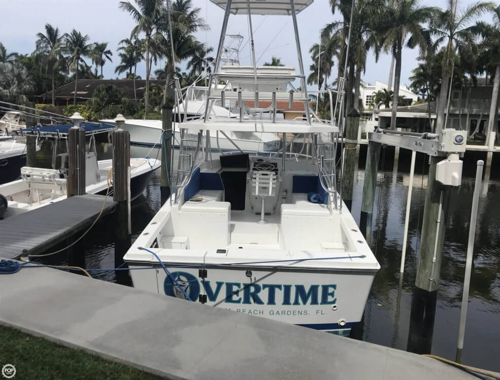 1994 Luhrs boat for sale, model of the boat is Tournament 290 & Image # 3 of 40