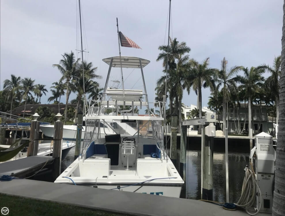 1994 Luhrs boat for sale, model of the boat is Tournament 290 & Image # 4 of 40