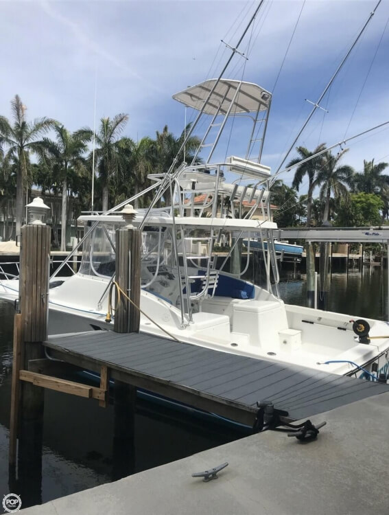 1994 Luhrs boat for sale, model of the boat is Tournament 290 & Image # 5 of 40