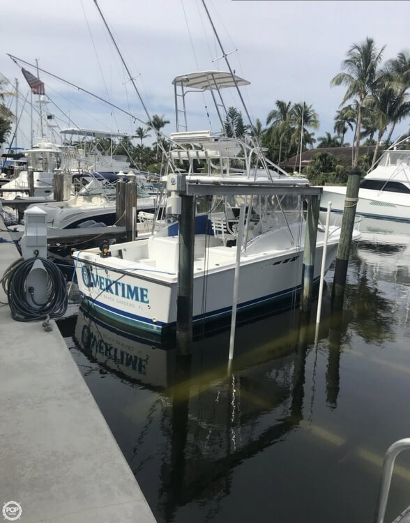 1994 Luhrs boat for sale, model of the boat is Tournament 290 & Image # 6 of 40