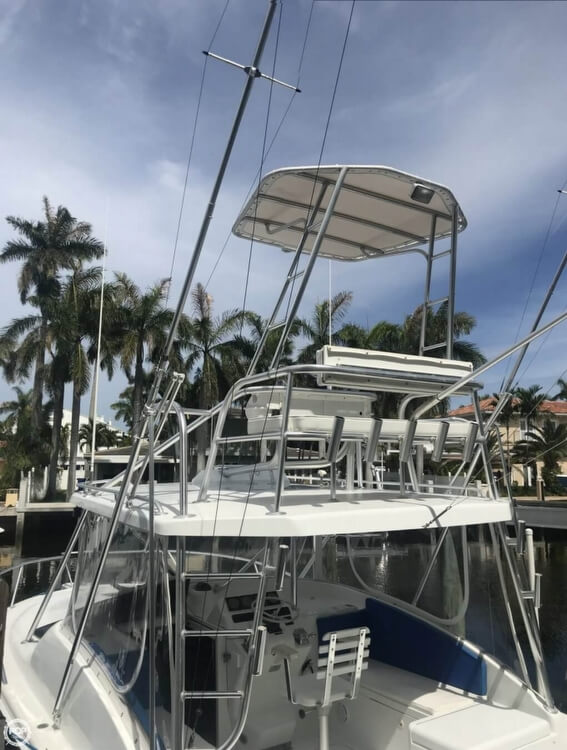 1994 Luhrs boat for sale, model of the boat is Tournament 290 & Image # 8 of 40