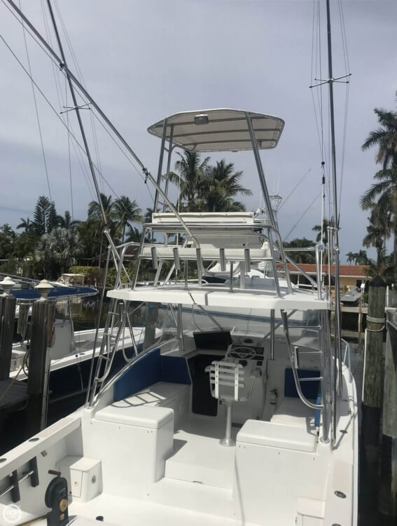 1994 Luhrs boat for sale, model of the boat is Tournament 290 & Image # 9 of 40