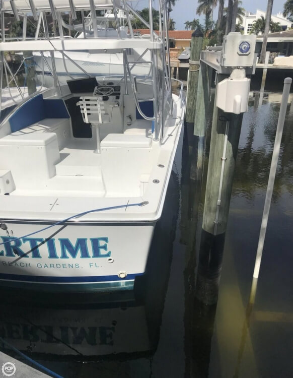 1994 Luhrs boat for sale, model of the boat is Tournament 290 & Image # 14 of 40