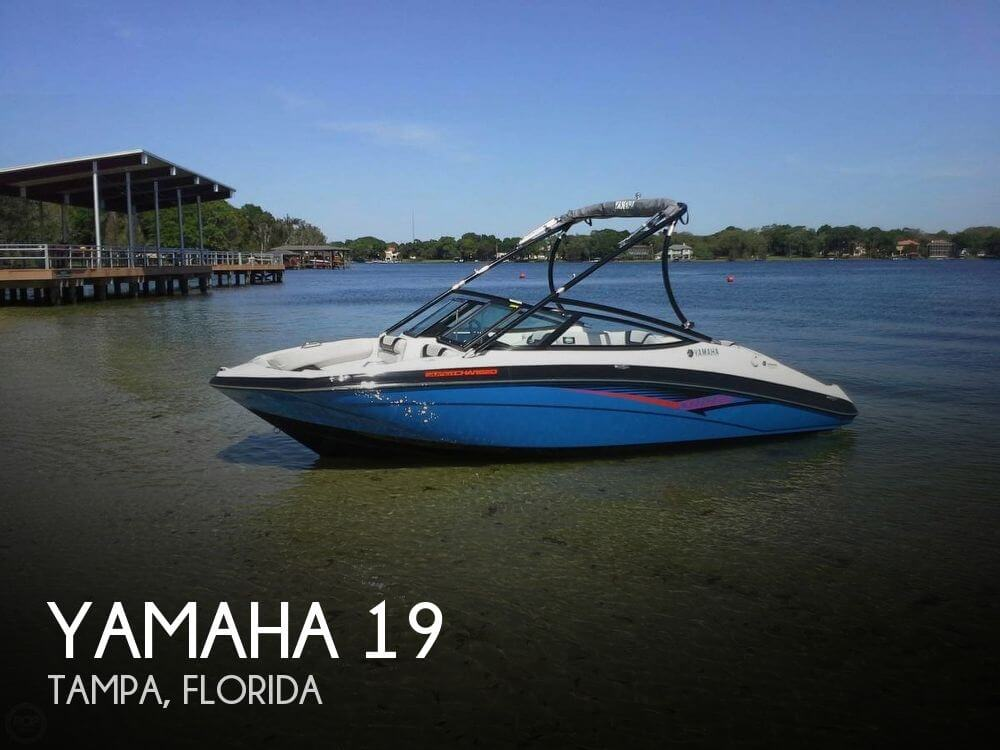 Used Yamaha Boats For Sale in Florida by owner | 2014 Yamaha 19
