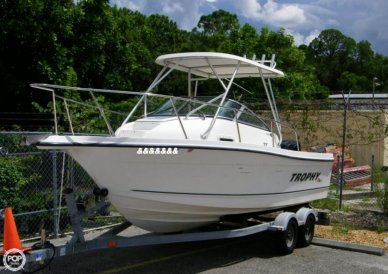 Trophy Pro 2002 WA, 21', for sale - $21,500