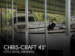 1976 Chris-Craft 410 Commander