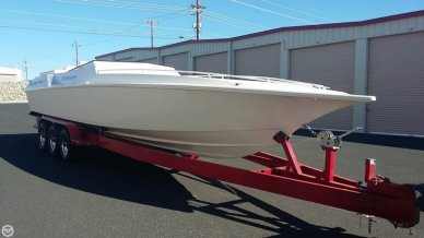 Fountain 33 Lightning, 33', for sale - $43,900