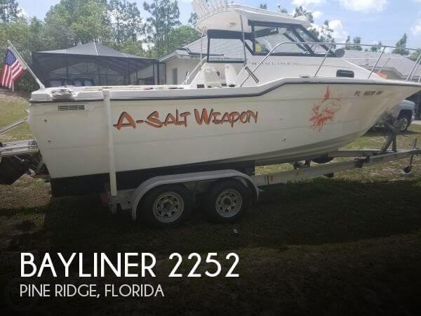 Used Bayliner 22 Boats For Sale by owner | 1994 Bayliner 22