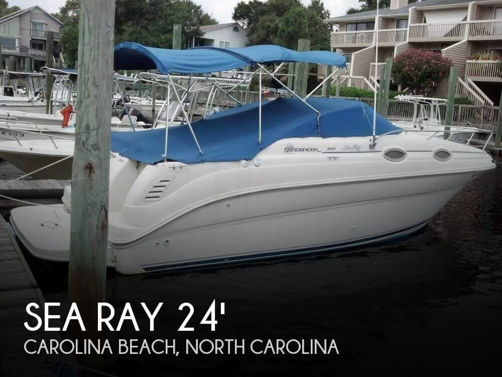 Used Boats For Sale by owner | 2000 Sea Ray 24