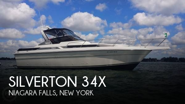 Used Silverton Boats For Sale in New York by owner   1988 Silverton 39