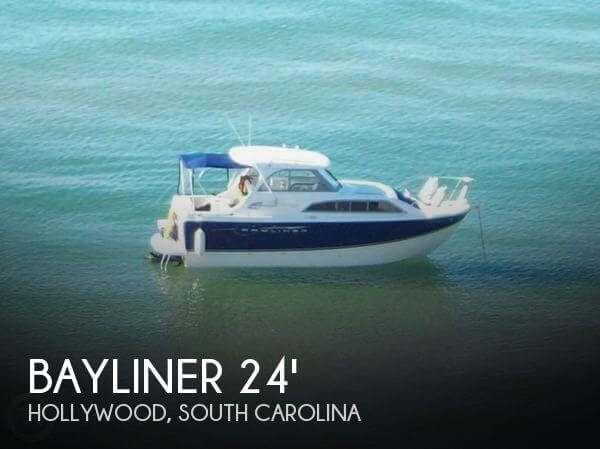 Used Boats For Sale in Savannah, Georgia by owner | 2007 Bayliner 23