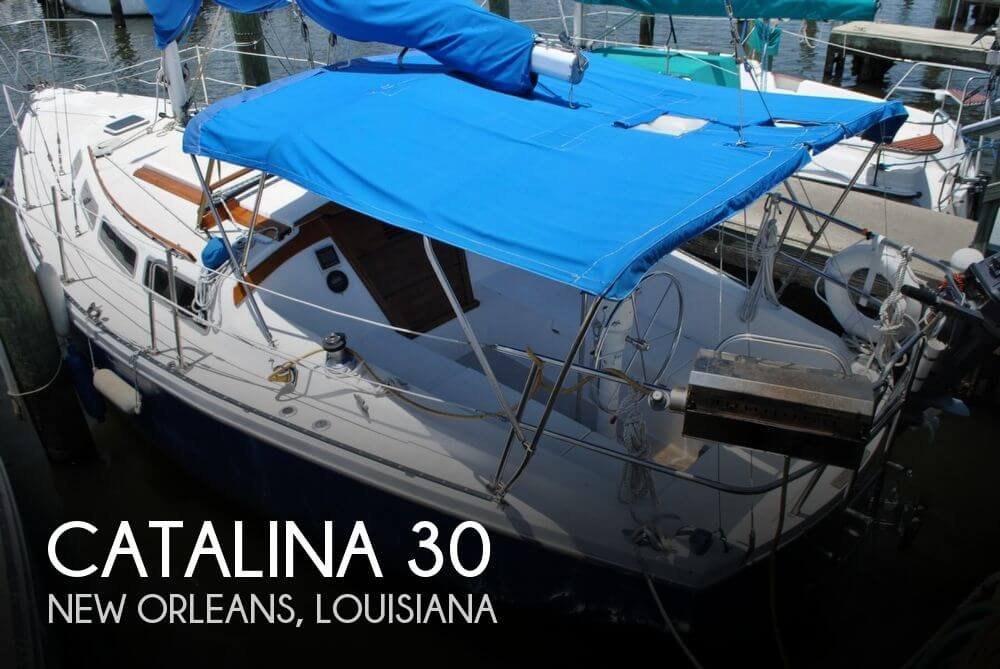 Used Sailboats For Sale in Louisiana by owner | 1984 Catalina 30
