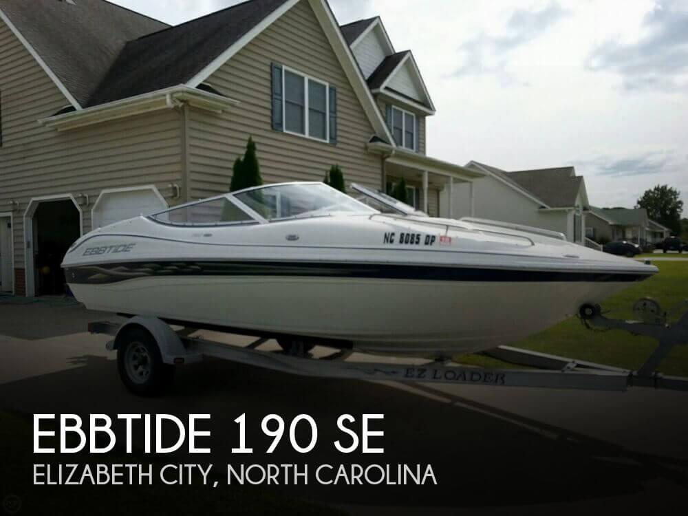Used Ebbtide Boats For Sale by owner   2007 Ebbtide 18