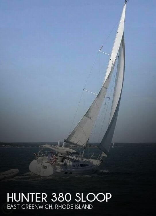 Used Hunter Sailboats For Sale by owner | 2001 Hunter 38