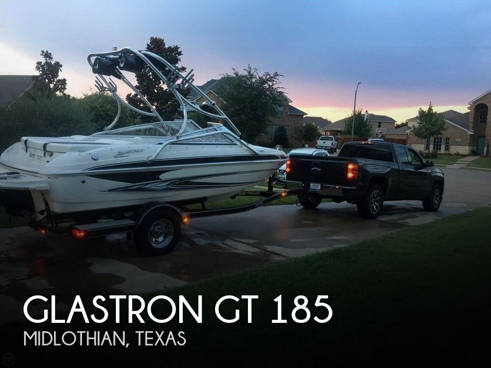 Used Glastron Ski Boats For Sale by owner | 2009 Glastron 18