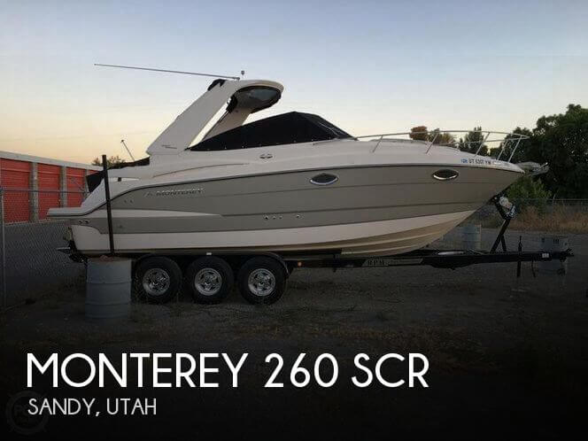 Used Monterey Boats For Sale by owner | 2009 Monterey 26