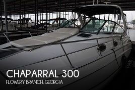 Used Chaparral Boats For Sale in Georgia by owner | 2003 Chaparral 30